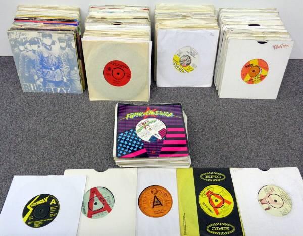 297 x Soul Motown Northern Funk Disco   Atlantic Stax Island    7  45s Job Lot