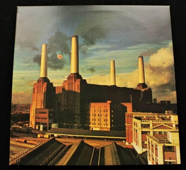 PINK FLOYD Animals UK Harvest 1977 1st pressing stunning  MINT  LP Exceptional