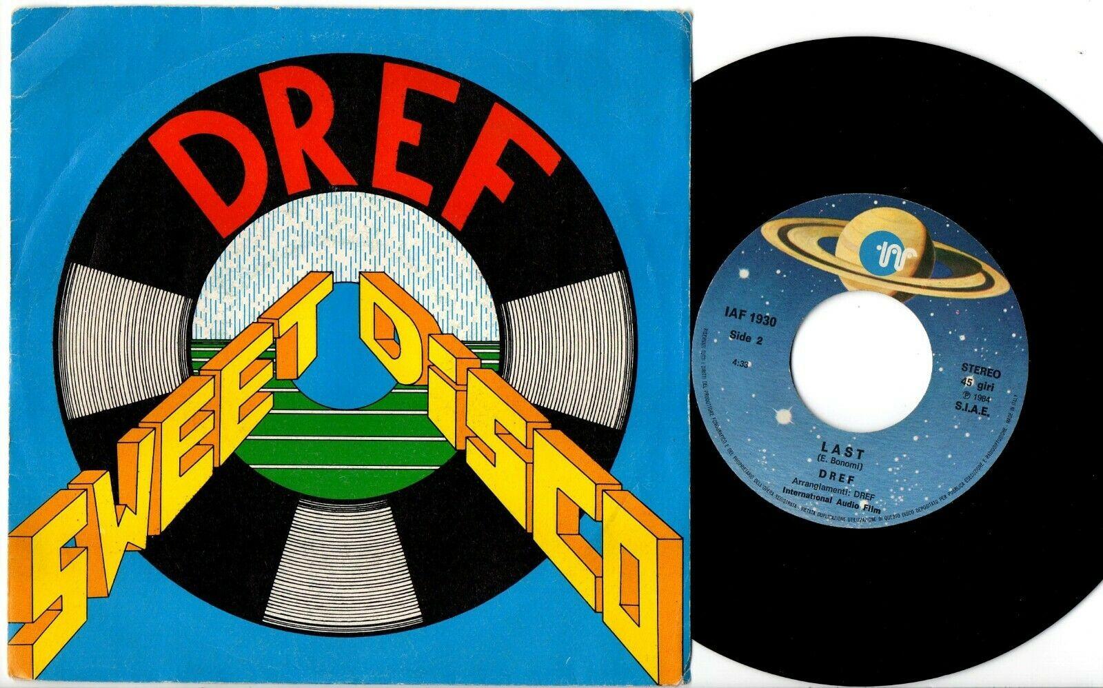 DREF  Sweet disco  Last 1984  Italo disco