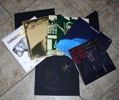 Third Eye Blind 7x LP  10  Box Set OOP w  Autograph Stephen Jenkins Pearl Jam