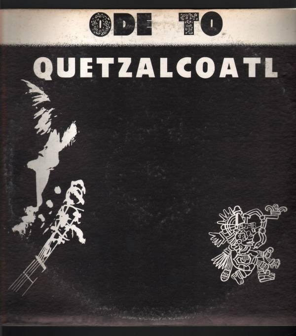 Dave Bixby Ode To Quetzalcoatl LP psych folk 1969 original private pressing