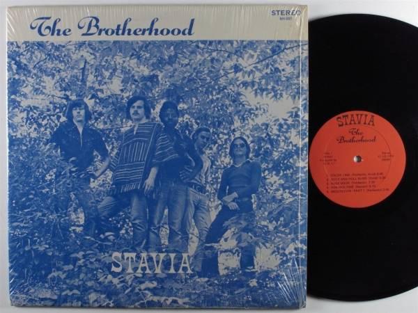 BROTHERHOOD Stavia BH 501 LP VG  SHRINK