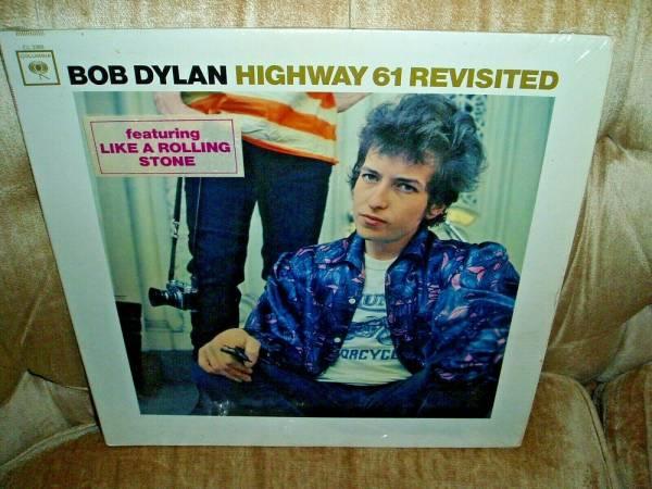 BOB DYLAN   BRINGING IT ALL BACK HOME LP   1965 2 Eye 360 Sound MONO   1A 1A