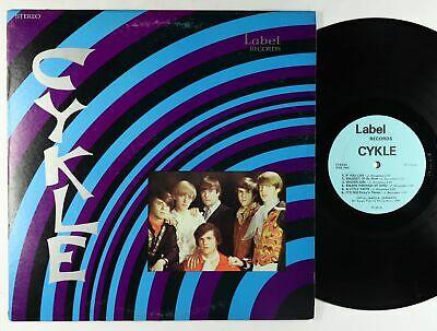 Cykle   S T LP   Label   Rare NC Psych 1st Press VG