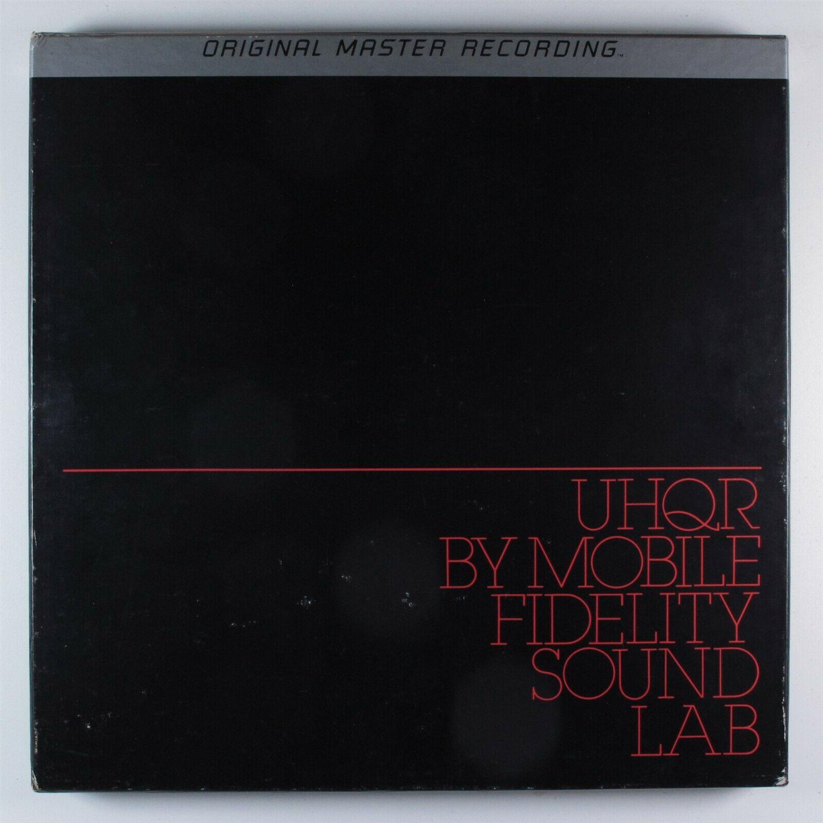 PINK FLOYD Dark Side Of The Moon MFSL LP VG   UHQR audiophile boxset w  COA