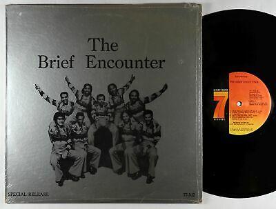Brief Encounter   S T LP   Seventy Seven   Rare Modern Soul Funk VG  Shrink