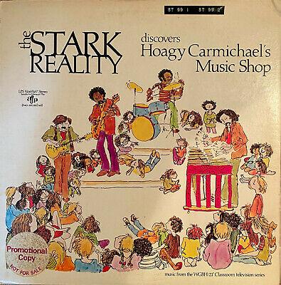 RARE JAZZ FUNK PSYCH SOUL LP STARK REALITY DISCOVERS HOAGY CARMICHAEL S MUSIC